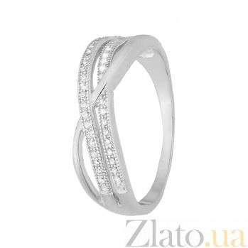 Серебряное кольцо с фианитами Давиния SLX--КК2Ф/202