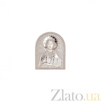 Иисус Христос икона серебро AQA-01122221