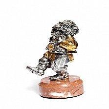 Серебряная статуэтка Балагур
