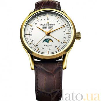 Часы Maurice Lacroix коллекции Les Classiques Phase de Lune MLX--LC6068-YG101-13E