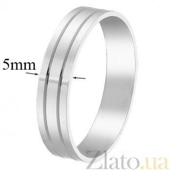 Золотое обручальное кольцо Моя верность TRF--4211164