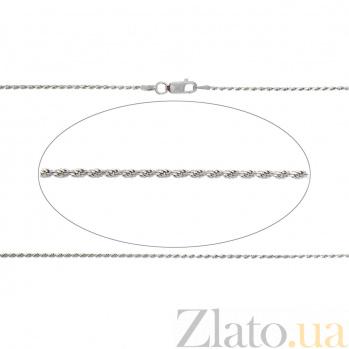 Цепочка из серебра жгут AQA--802Р-4