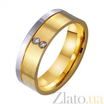Золотое обручальное кольцо Сон TRF--4521744