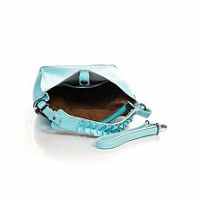 Сумка На Каждый День Italian Bags 8965_tiffany Кожаная Зеленый