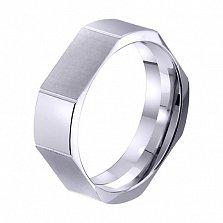 Золотое обручальное кольцо Олимп