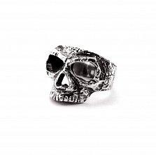 Кольцо из серебра Madcap с чернением
