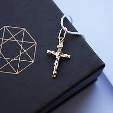 Золотой крестик Всевышний Господь