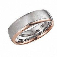 Золотое обручальное кольцо Зов сердца
