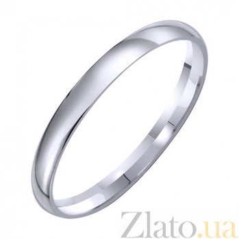 Золотое обручальное кольцо Богиня Лада TRF--421756