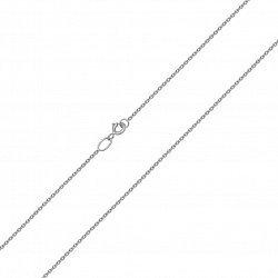 Серебряная родированная цепь Акватирис, 1,5мм