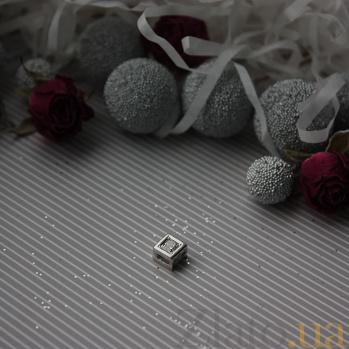 Золотой кулон Элизабет с бриллиантом 000005561
