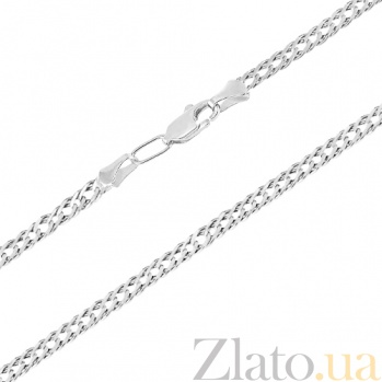 Серебряная цепочка Рембо, 3мм 000017339