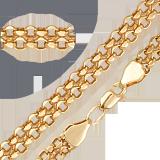 Золотой браслет Капри