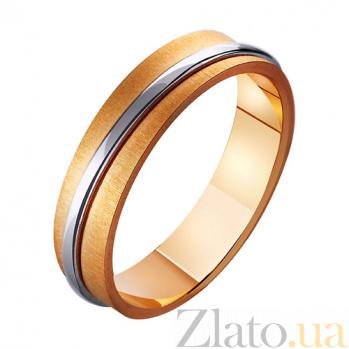 Золотое обручальное кольцо Путь счастья TRF--441291