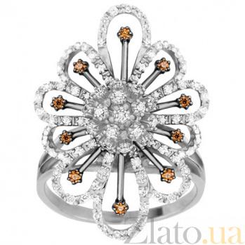 Кольцо из белого золота Церера VLT--ТТ1031