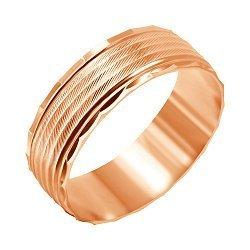 Позолоченное серебряное кольцо 000039584