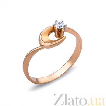 Кольцо с бриллиантом Ring of Love AQA--701-348а