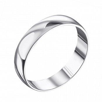 Срібна обручка 000133405