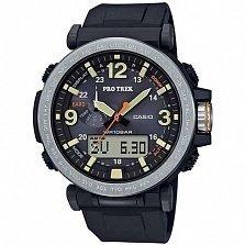 Часы наручные Casio Pro trek PRG-600-1ER