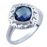 Серебряное кольцо Гиацинта с александритом