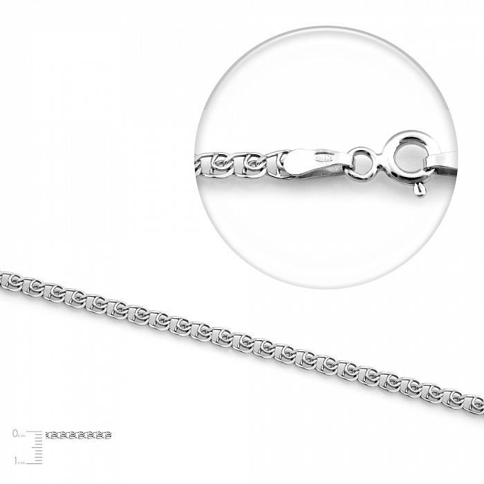 Серебряная цепь Лавиния, 2,5 мм 000067407