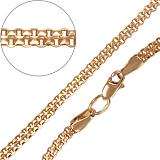 Золотой браслет Ментер, 3мм