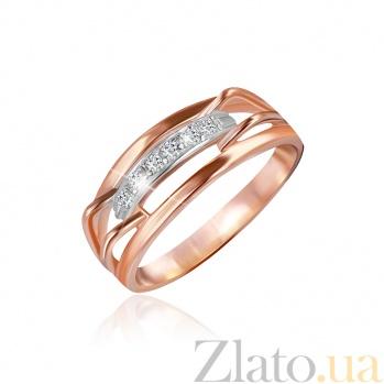 Кольцо из серебра с фианитами High Fashion 000025444