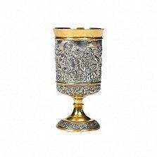 Серебряная рюмка Казацкая слава