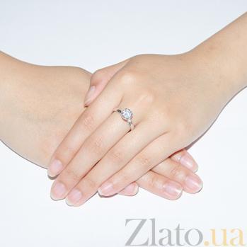 Серебряное кольцо HUF--14334-Р