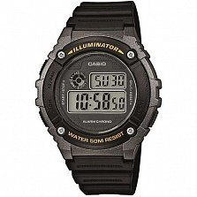 Часы наручные Casio W-216H-1BVEF