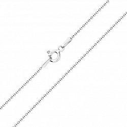 Серебряная цепочка в плетении шарики 000133799