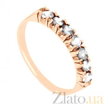 Золотое кольцо с сапфирами Passion VLN--122-1539-12