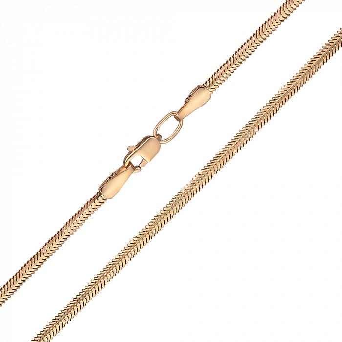 Цепочка из красного золота Филадельфия 000078583