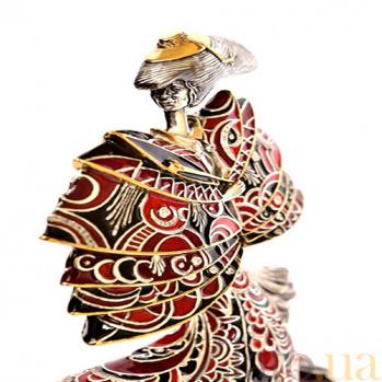 Серебряная статуэтка Моя прекрасная леди 1583