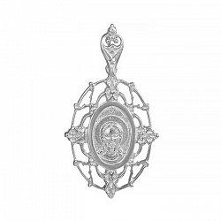 Серебряная ладанка Иисус 000039619