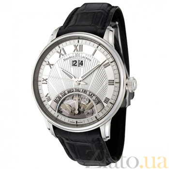 Часы Maurice Lacroix коллекции Jours Rétrogrades  MLX--MP6358-SS001-11E
