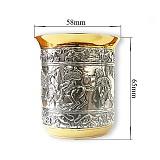 Серебряный стакан Скифы