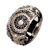 Золотое кольцо с бриллиантами Монреаль