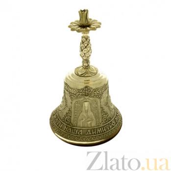 Большой бронзовый колокольчик Введенский Монастырь K4102
