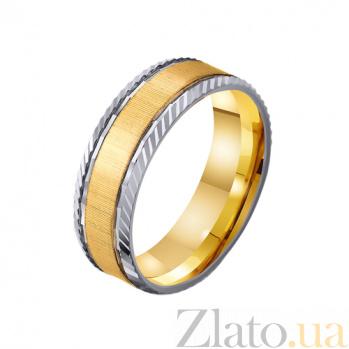 Золотое обручальное кольцо Мой идеал TRF--4511105