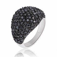Серебряное кольцо Восток