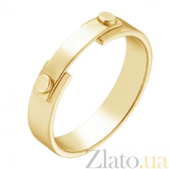 Кольцо Конструкция в желтом золоте 000032746