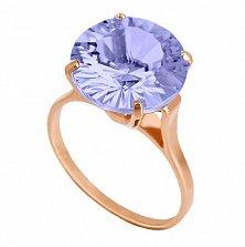 Золотое кольцо Диодора с неодимовым стеклом