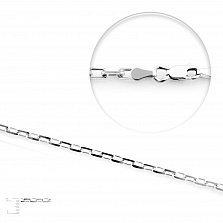 Серебряная цепь Дакота, 2 мм