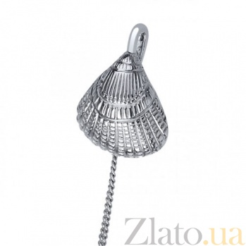 Серебряный ионизатор Краб AUR--78052
