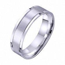 Золотое обручальное кольцо Ты и Я вместе навсегда