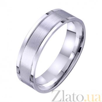 Золотое обручальное кольцо Ты и Я вместе навсегда TRF--4211720