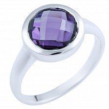 Серебряное кольцо Бетси с александритом