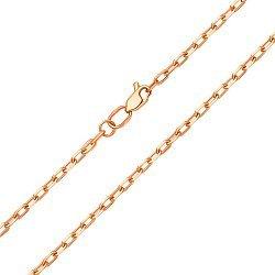 Золотая цепочка Роллен в красном цвете 000032062