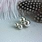 Серебряные серьги Диор LEL--86000